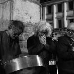 foto: Cristina Crippi - 31 maggio - con Arsene Duevi, Giovanni Falzone, Roberto Zanisi